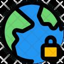 Lockdown Coronavirus Quarantine Icon
