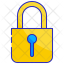 Protection Lock Safety Icon