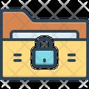 Locked Locker Padlock Icon