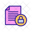 Document File Business Icon