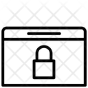 Locked Documents Locked Security Icon