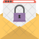 Locked Email Icon