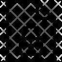File Document Lock Icon