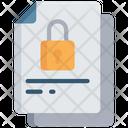 Locked Files Icon