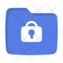 Locked Folder Folder User Interface Icon