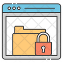 Locked Folder Locked Archives Secure Folder Icon