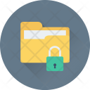 Locked Folder Privacy Icon