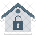 Locked House Icon