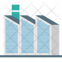 Locked House House Security House Insurance Icon