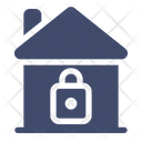 Home Lock House Icon