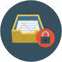 Locked inbox Icon