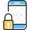 Security Codev Locked Mobile Secure Phone Icon