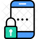 Locked Mobile Icon