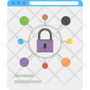 Web Connection Protection Icon