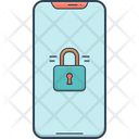 Locked Phone Icon