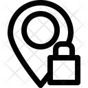Locked Place Icon