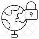 Locked sharing Icon