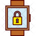 Locked Smartwatch Icon