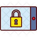 Locked Tablet Icon