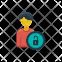 Locked User Icon