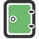 Locker Money Safe Icon