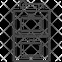 Locker Lock Safe Storage Icon