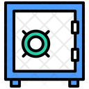 Locker Vault Money Locker Icon