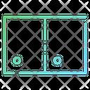 Locker Safe Cupboard Icon