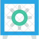 Locker Bank Security Icon