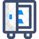 Locker Vault Safe Icon