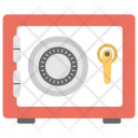 Locker Safe Combination Icon