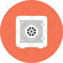 Locker Protection Safety Icon