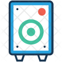 Locker Bank Vault Icon