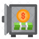 Safe Package Finance Icon