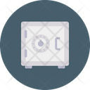 Safe Locker Bank Icon