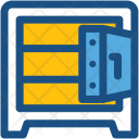 Money Security Locker Icon