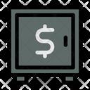 Locker Money Safety Safe Money Icon