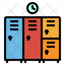 Locker Security Key Icon