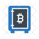 Safe Locker Bitcoin Icon