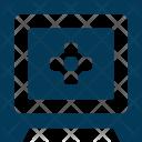 Locker Bank Safe Icon