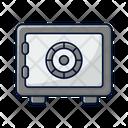 Money Security Finance Safe Icon