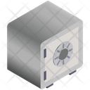 Business Finance Safe Icon