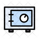 Locker Securitybox Vault Icon