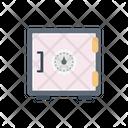 Locker Security Box Icon