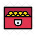 Locker Vault Securitybox Icon
