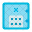 Safebox Computer Security Icon