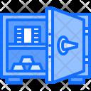 Locker Safe Note Icon