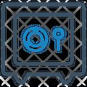 Deposit Safe Locker Icon