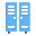 Llocker College Gym Locker Icon