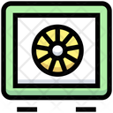 Safe Locker Safe Box Icon
